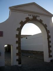 Puerta La Caleta, cadiz
