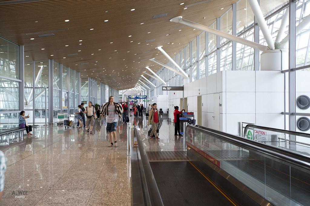International Departure Concourse
