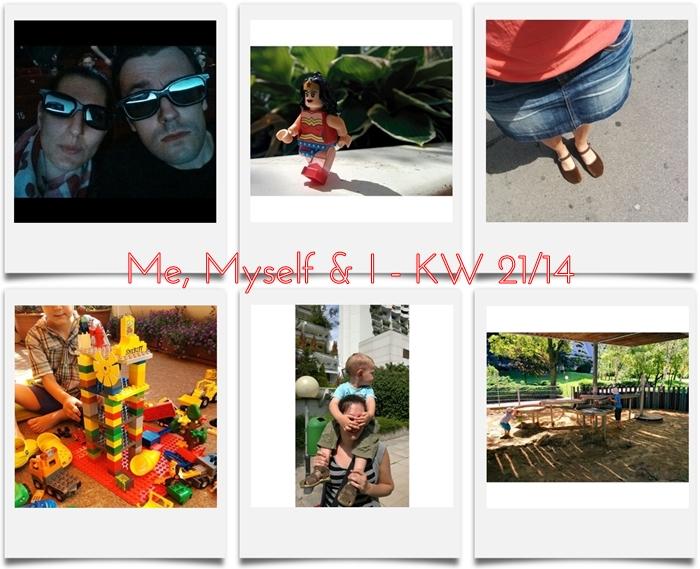 Me, Myself & I KW 21/14