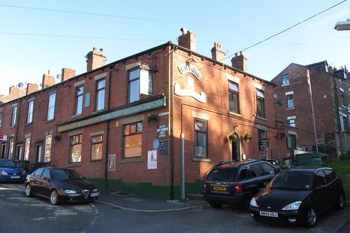 The Old Thirteenth Cheshire Astley Volunteer Rifleman Corps Inn, Stalybridge