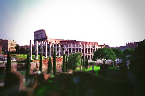 rom coloseum tiltshift