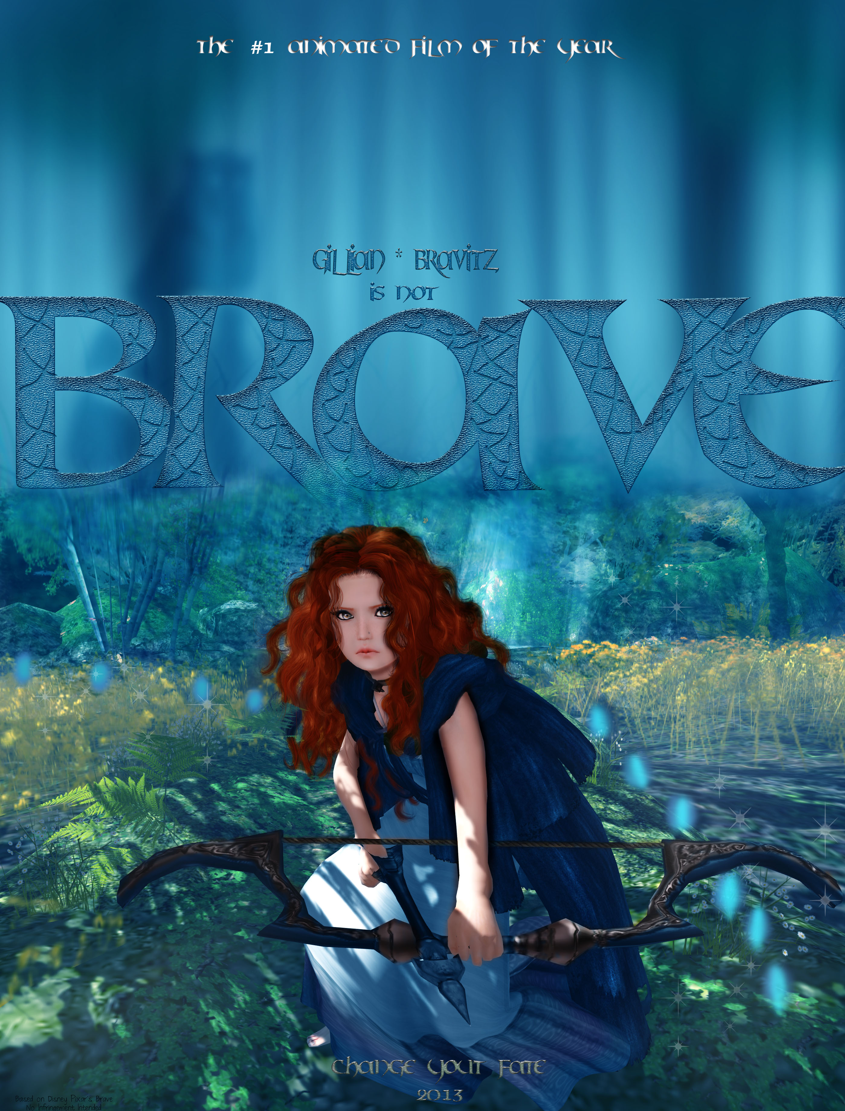My SL Movie Poster *_*