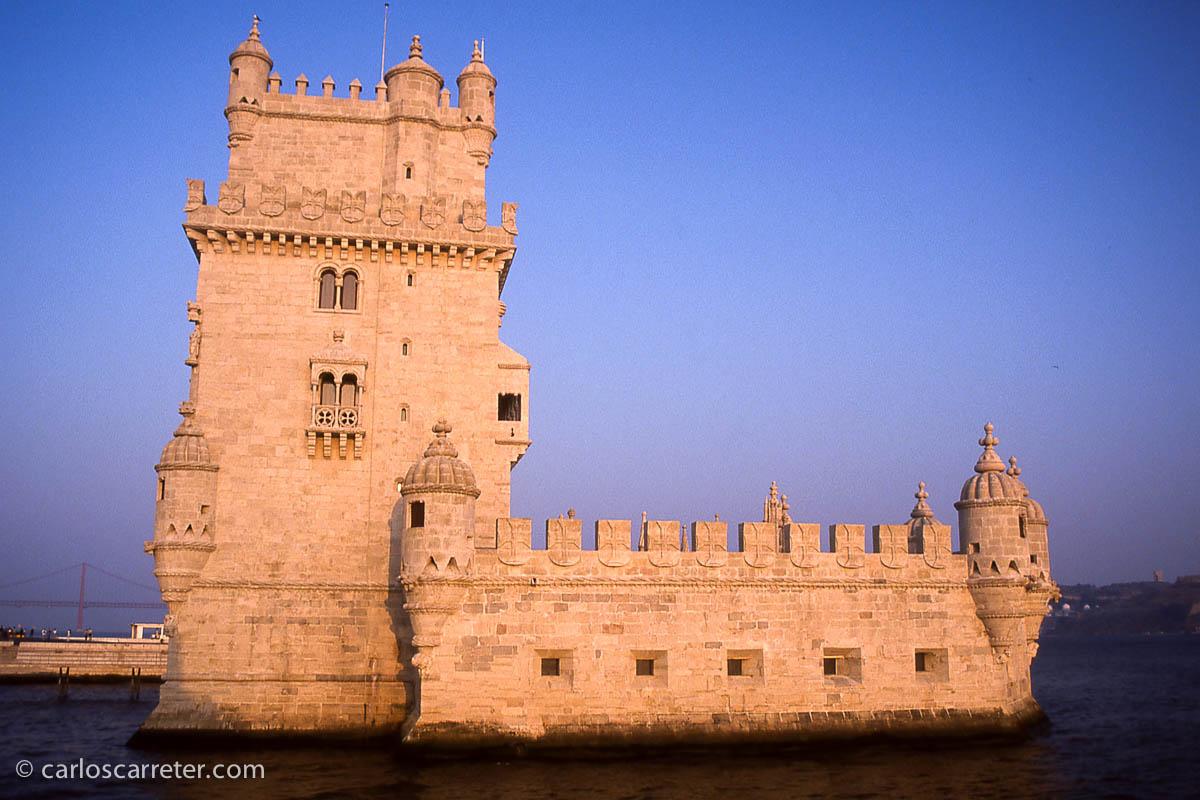 Torre de Belem - Lisboa