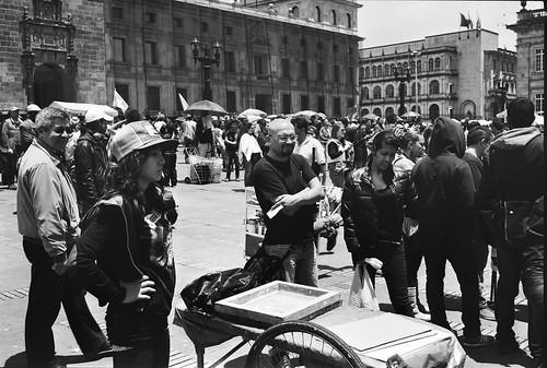 gente pacífica by Felipe Cardenas-Tamara
