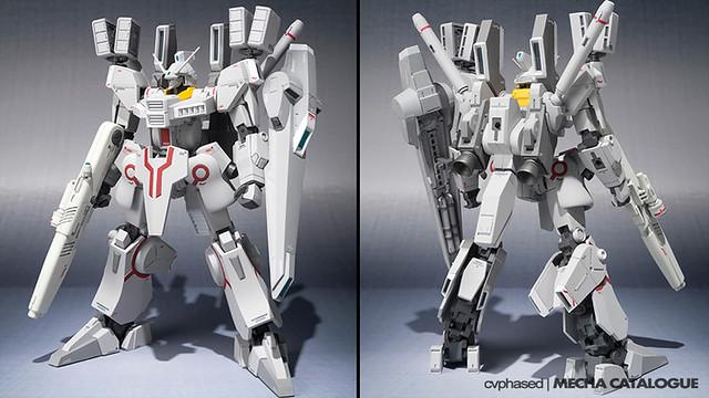 ROBOT Damashii <Side MS> Gundam Mk-V [Earth Federation Colors]