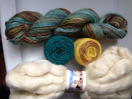 options :: handspun TTL Cladonia