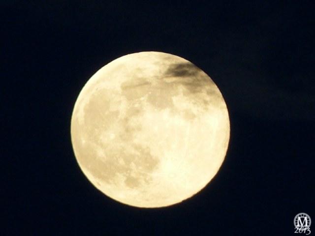Moon over Epcot