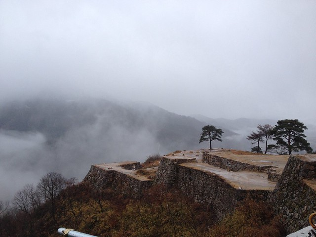 Ruins of Takeda Castle
