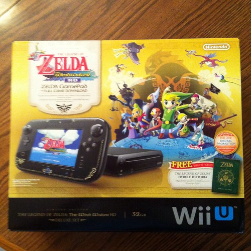 Special Wind Waker Wii-U