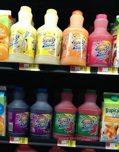 SunnyD Chillers