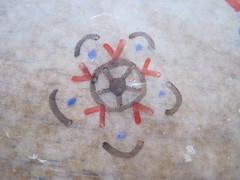 Wax Paper Mandala Ex 5