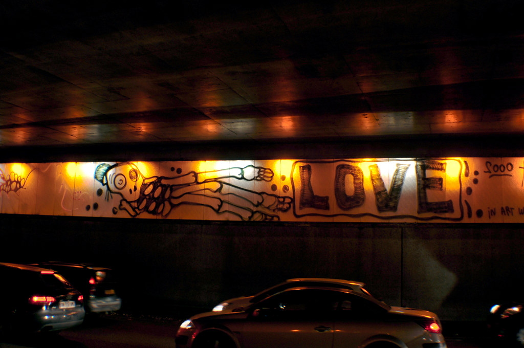 LOVE tunnel