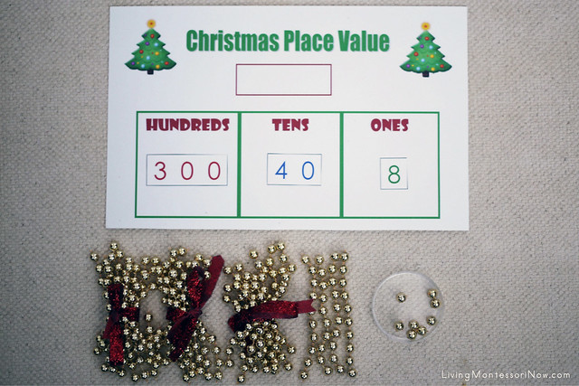 Place Value Craft Activity