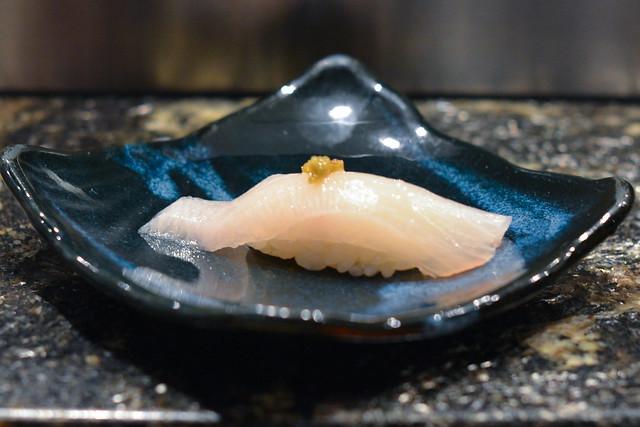 Amberjack yuzu kosho