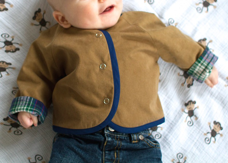 lullaby layette jacket