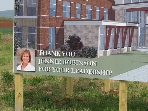 Thanks Dr. Robinson