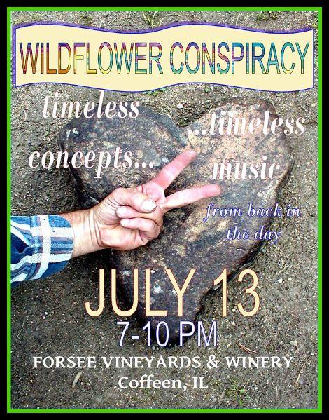 Wildflower Conspiracy 7-13-13
