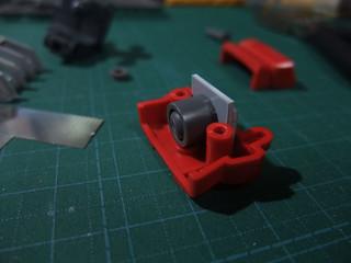 RGM-79LV ジムナイトシーカー2を作る #07 001
