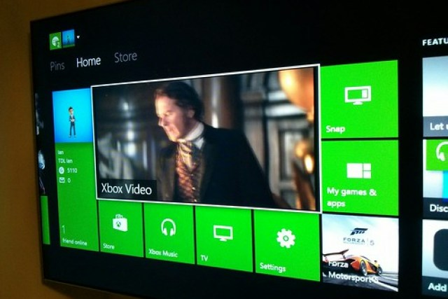 Live TV on an Xbox One