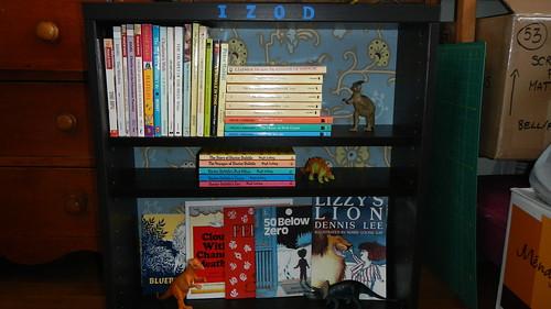 Izod's Bookshelf 7