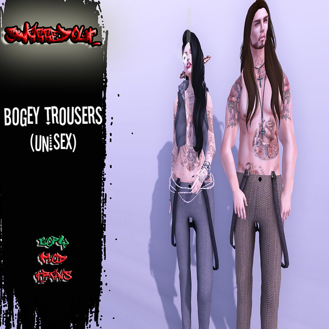 SwaggedOut - Bogey Trousers