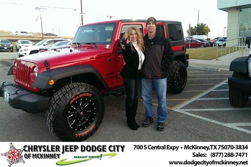 Dodge City McKinney Texas Customer Reviews and Testimonials-Bill & Gayle Brennen by Dodge City McKinney Texas
