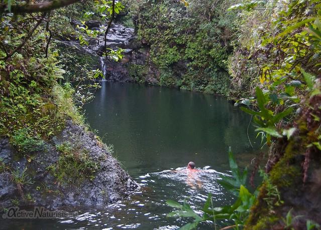 naturist 0004 Na'ili'ili-haele, Maui, Hawaii, USA