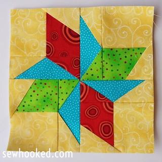 Pretty Pretty Pinwheel!