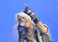 Doro Pesch at Steelhouse 2015