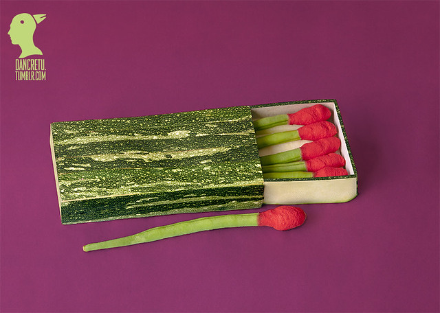 allumettes veggie