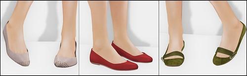 Flats @ Shoetopia!