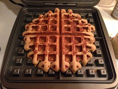 waffles up