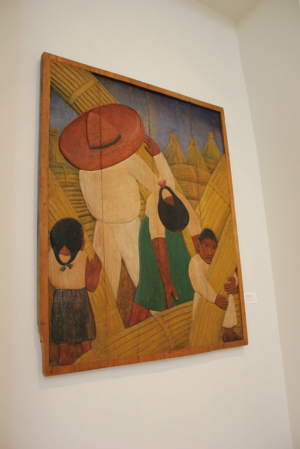 'Pleasant Family' by Roberto de la Selva, San Antonio Museum of Art