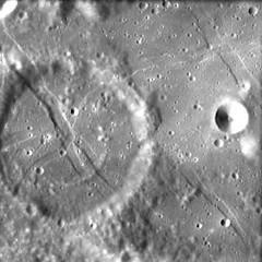 Crater De Gasparis as seen by SMART-1