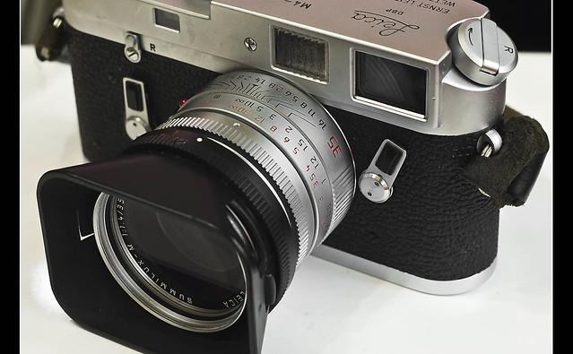 Leica M 35mm 系列 Summilux 鏡頭們 @ 旅行與攝影 - sota919 :: 痞客邦