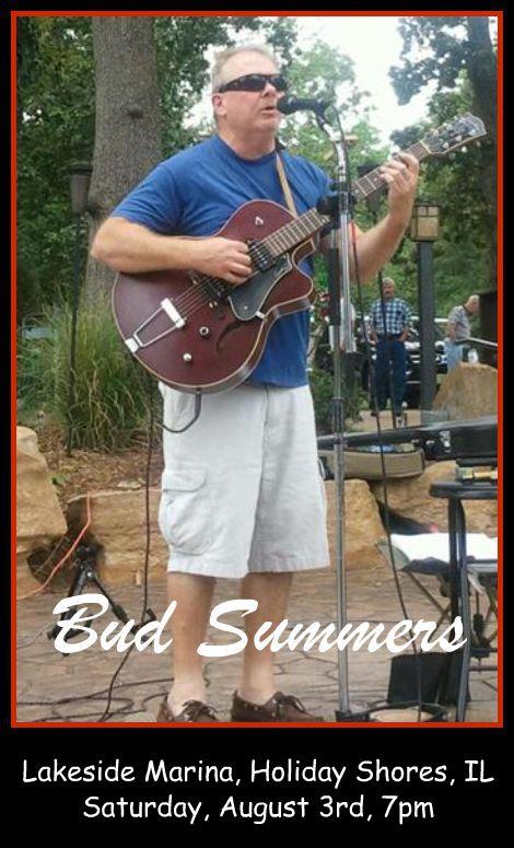 Bud Summers 8-3-13