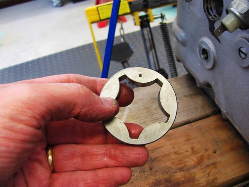 Greased Oil Pump Hyocyclod Rotor