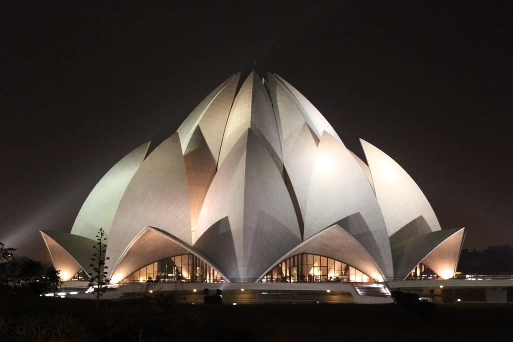 Delhi, Lotus Temple