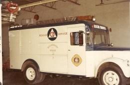 Civil Defense Vehicle