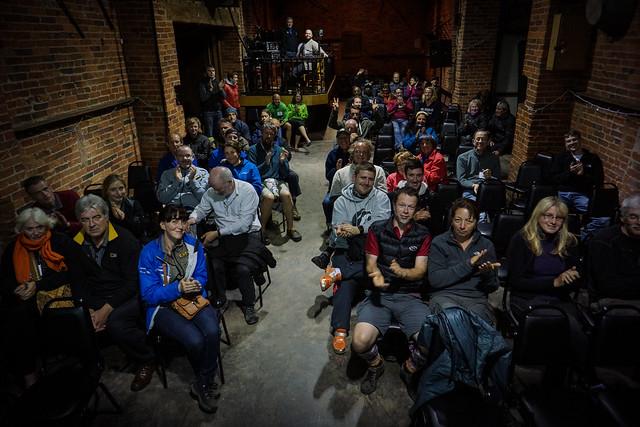 Janapar audience at HUBB UK 2013