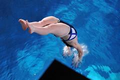 """Diving 8"" US Air Force photo by Liz Copan"