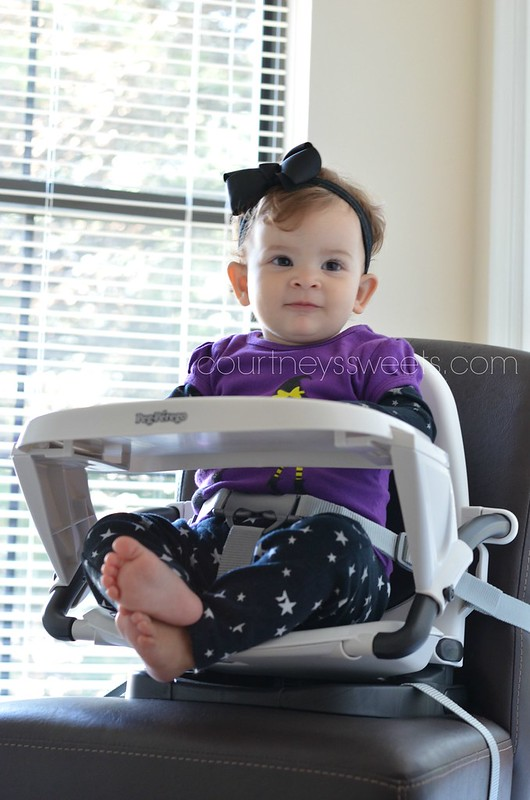 booster seat straps to chair little girls chairs peg perego rialto - courtney's sweets