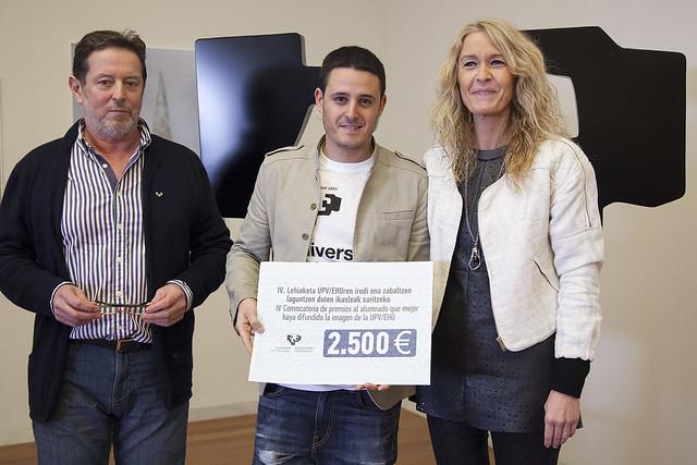 1. PREMIO. IV Premios Alumnado Mejor Difundido Imagen UPV-EHU