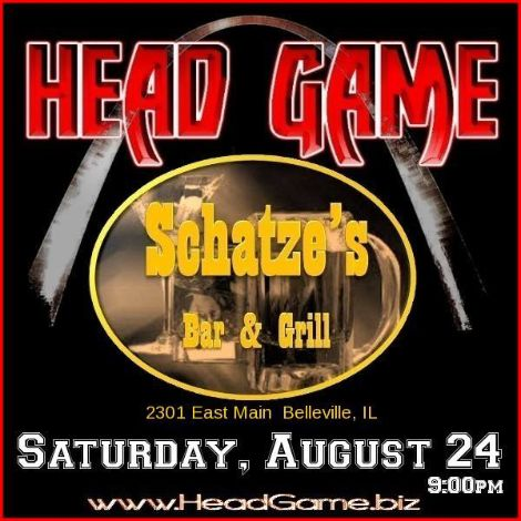 Head Game 8-24-13