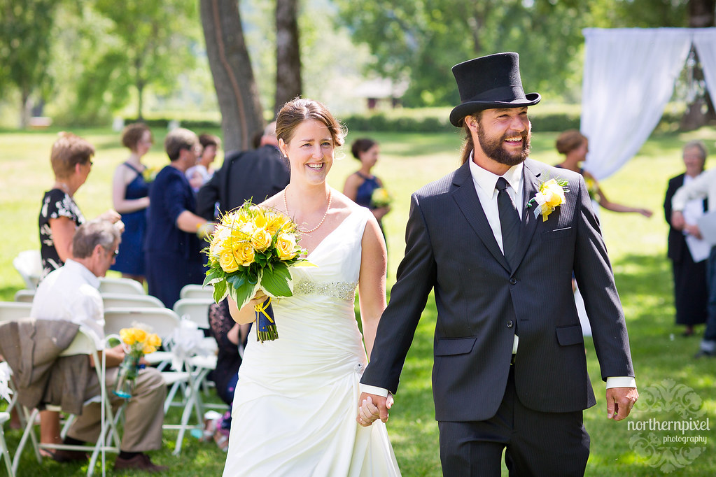 Melissa & Norm's Wedding