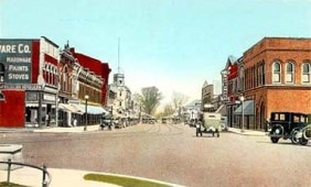 1940 Erie From Square