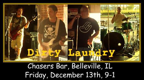 Dirty Laundry 12-13-13