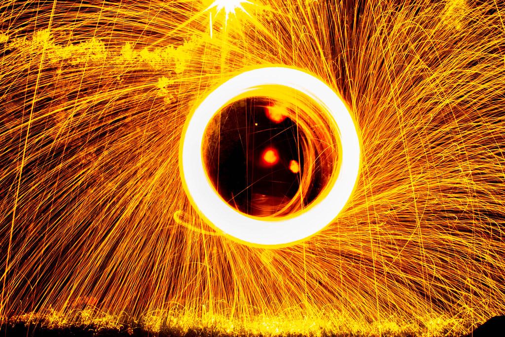 The Fire Wheel