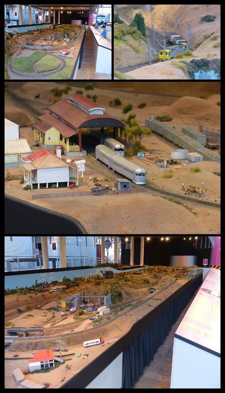 Rail Museum - model train
