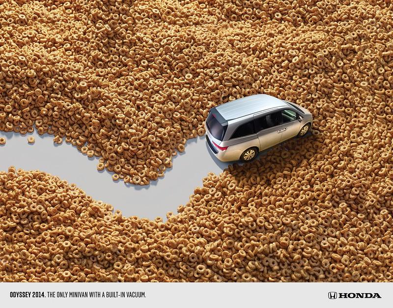 Honda - Cereal
